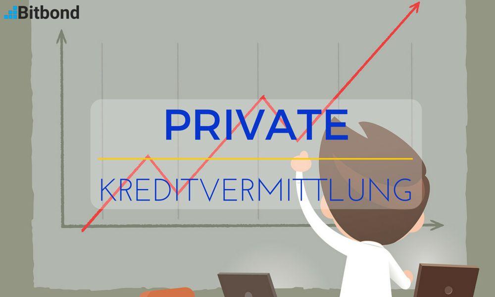 Private Kreditvermittlung